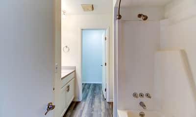 Bathroom, Chateau Monroe, 2