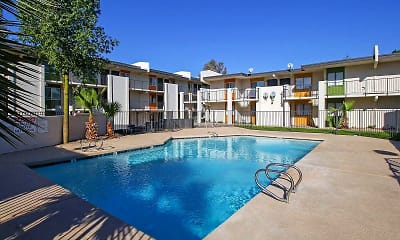 Pool, The Residences at Camelback West, 0