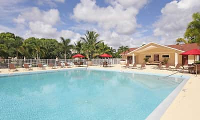 Pool, Harbour Cay, 0