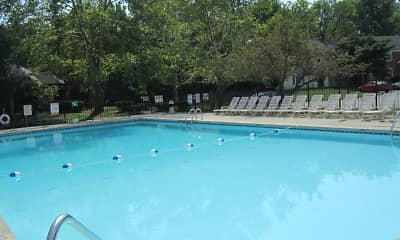 Pool, The Life at Edgewater Landing, 2