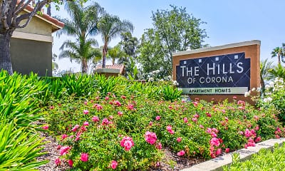 Community Signage, The Hills Of Corona, 2