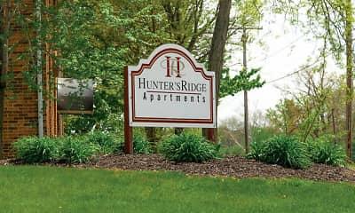 Community Signage, Hunter's Ridge, 0