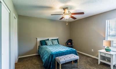 Bedroom, Madison Park Apartments, 0