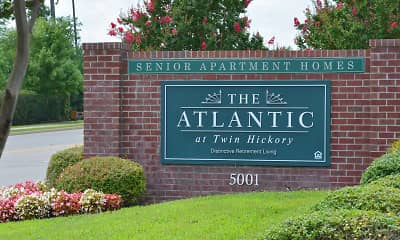 Community Signage, The Atlantic At Twin Hickory, 2