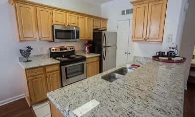 Kitchen, Renaissance Place, 0