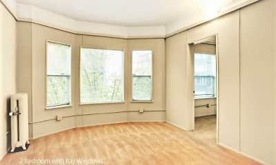 Bedroom, Bayview Apartments, 0