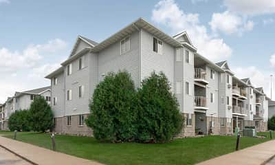 Building, The Woods Apartments, 0