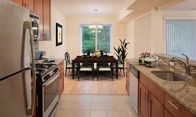 Kitchen, The Villas, 0