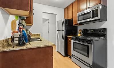 Kitchen, Uptown Square, 0