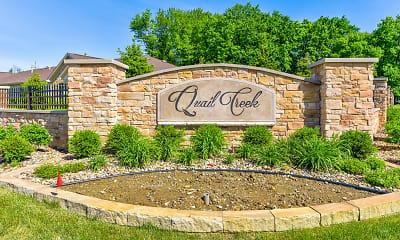 Community Signage, Quail Creek Condominiums, 2
