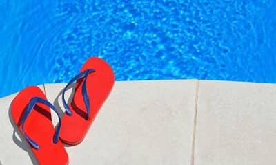 Pool, Danbury Court, 2