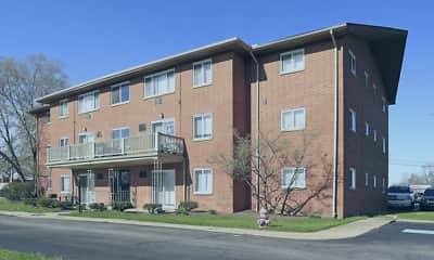 Building, Stoneybrook Apartments, 0
