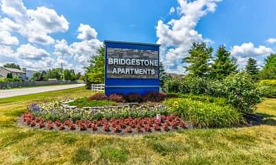 Community Signage, Bridgestone, 2