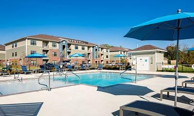 Pool, Avoca Apartments, 0