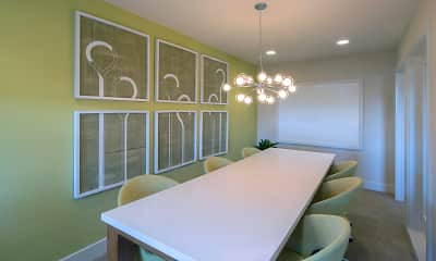 Dining Room, Westwood Apartment Homes, 2