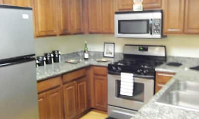 Kitchen, River Walk Villas Apartments, 2