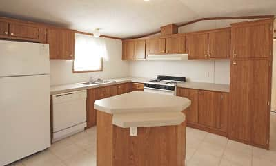 Kitchen, Knollwood Estates, 1