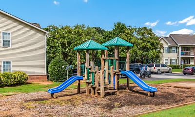 Playground, Oconee Springs, 2