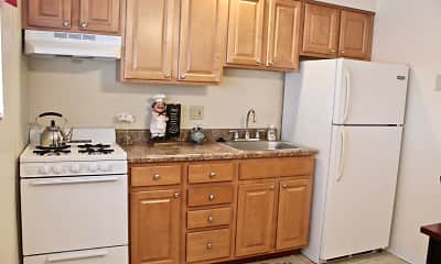 Kitchen, Blue Grass Estates, 1