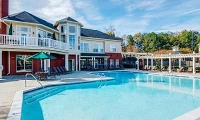 Pool, Hannover Grand at Sandy Springs, 0