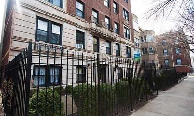 Building, 1135 W. Pratt, 0