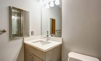 Bathroom, The Shoreline, 2