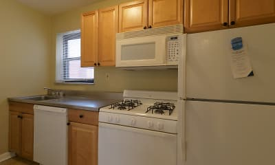 Kitchen, Steiner Realty University Area, 1