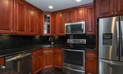 Kitchen, Fairfield Knolls At Sayville, 0