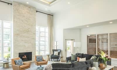 Living Room, Mcdermott Place, 0