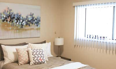 Bedroom, The Lakes, 1