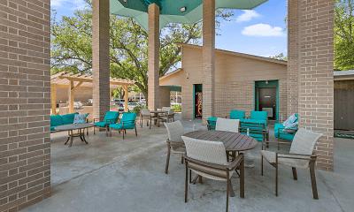 Patio / Deck, Bayou Oaks Apartment Homes, 2