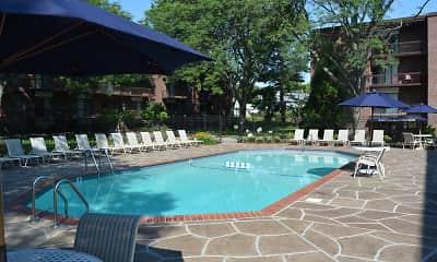 Pool, Quincy Commons, 1
