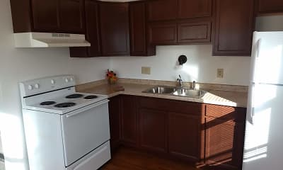 Kitchen, Winthrop Terrace - Bryan, 0