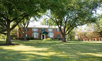 Building, Hampton Gardens, 1