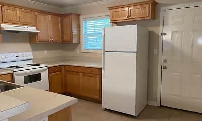 Kitchen, Pinebrook Apartments, 0