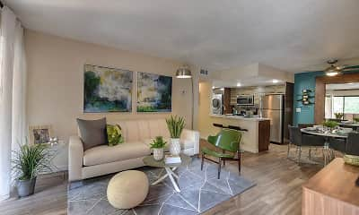 Living Room, The Lexington Agoura Hills, 0
