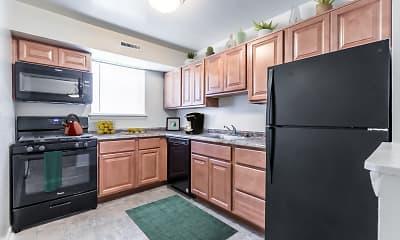 Kitchen, Fallstaff Manor, 1