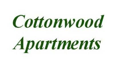 Community Signage, Cottonwood Apartments, 0