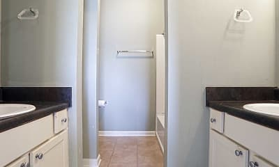 Bathroom, Bethel Estates, 2
