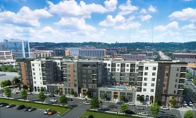 Building, The Palmer Parkside, 0