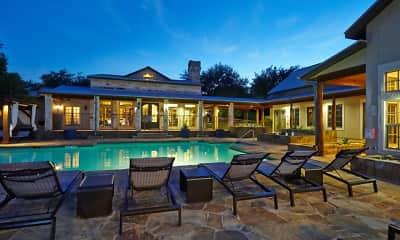 Pool, Barton Creek Villas, 1