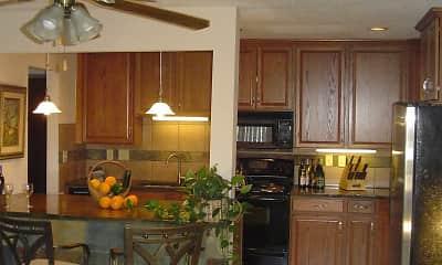 Kitchen, Pleasant Apartments, 1