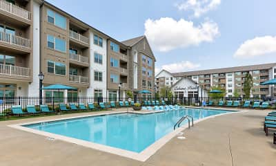 Pool, Berewick Pointe Apartments, 0