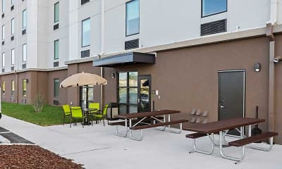 Recreation Area, Furnished Studio - Tampa - Fairgrounds - Casino, 2