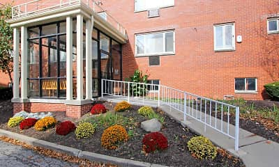 Landscaping, Northway Apartments, 0