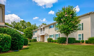 Building, Ivy Green at The Shoals, 1