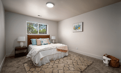 Bedroom, Ascent at Sugarhouse Cove, 0