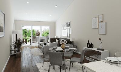 Living Room, Horizon Pointe Villas, 0