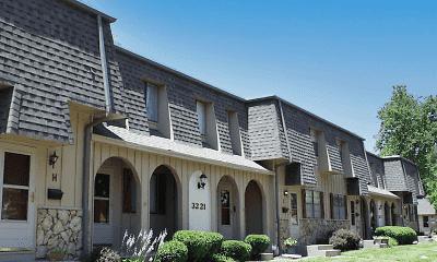 Building, Misty Glen Apts & Townhomes, 0