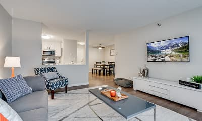 Living Room, The Apex, 1